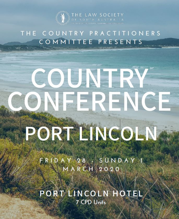 Country Conference - Port Lincoln
