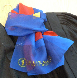 Law Society Branded Scarf
