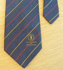 Law Society Branded Tie